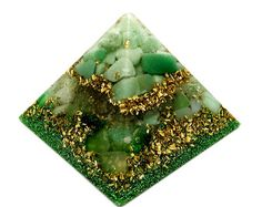 Dear buyers! Please after you receive the goods leave us feed back. If You are not satisfied with the product contact with us first, we will resolve the situation! We put Your satisfaction at the first place! You will receive a tracking number for the parcel.  Orgone pyramid - harmony of space  ORGONE ENERGY –UNIVERSAL LIFE ENERGY THAT CREATED ALL OF NATURE, ALL-PERVADING AND OMNIPRESENT.  Our Orgone made from natural materials of high quality. We only use natural quartz crystals. Crystal…