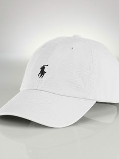 O. M. G. Create Your Own Ralph Lauren cap WITH MONOGRAM. I don't think I've ever ordered anything so quickly in my life. LOVE IT