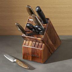 Wusthof ® Epicure 7 Piece Knife Block Set