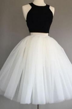 Two-part homecoming dress black top white tutu skirt - - two-part he . - Two-part homecoming dress black top white tutu skirt – – Two-part homecoming dress black top wh - Cute Prom Dresses, Grad Dresses, Dance Dresses, Pretty Dresses, Beautiful Dresses, Dress Outfits, Fashion Dresses, Formal Dresses, Fashion Fashion