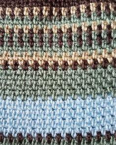 May #crochet #temperatureblanket