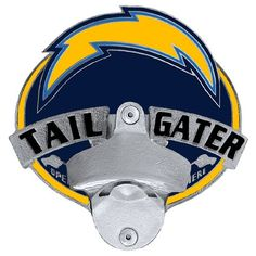 NFL San Diego Chargers Tailgater Hitch Cover Class III * More info could be found at the image url.