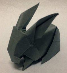 Animal - Origami Simple Rabbit