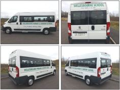 Take a look at our latest customer testimonial from Wellesbourne Primary, they were extremely pleased with their Brand New Peugeot Boxer 17 Seat CanDrive Flexi Minibus!