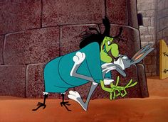 "Looney Tunes Pictures: ""A Witch's Tangled Hare"""