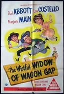 """The Wistful Widow of Wagon Gap"".Two traveling salesmen (Bud Abbott, Lou Costello) are saddled with a widow (Marjorie Main) and her brood in a lawless Old West town. Old Movies, Vintage Movies, Vintage Posters, Marjorie Main, Bud Abbott, Old West Town, Funny Films, Abbott And Costello, Original Movie Posters"