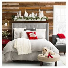 Cozy Holiday Bedroom Collection : Target