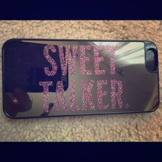 Kate spade Sweet Talker case for iPhone 6 Absolutely adorable brand new phone case for iPhone 6! The sparkle gives it a flirty feel for any girly girl:) I bought this for myself and have it on my phone right now!! I love it! kate spade Accessories Phone Cases
