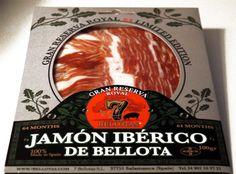 """Novedad ! foto desde mi iphone serie limitada Royale """"Gran Reserva"""" comprar jamón http://7bellotas.com/  puro ibérico de Bellota """"64 months"""" Sólo para VIP´s April 2013  #jamones, Siete Bellotas jamon iberico de bellota #jamones #Iberico #spanishfood #patanegra comprar #jamon http://7bellotas.com/"""