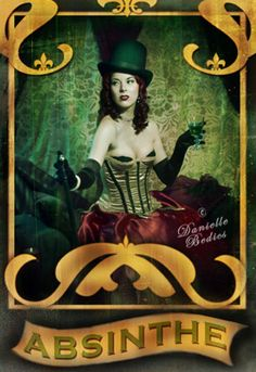 absinthe by mirvana, via Flickr ...BTW,Check this out: http://artcaffeine.imobileappsys.com