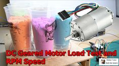 Metal DC Geared Motor with Encoder Arduino Programming, Programming Tutorial, Buy Metal