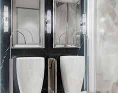 łazienki projektowane
