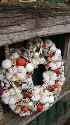Sara Creations - Christmas wreath - coronita Craciun - Make it a December to remember