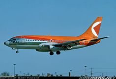 Boeing 737-217 aircraft picture Canadian Pacific Airlines