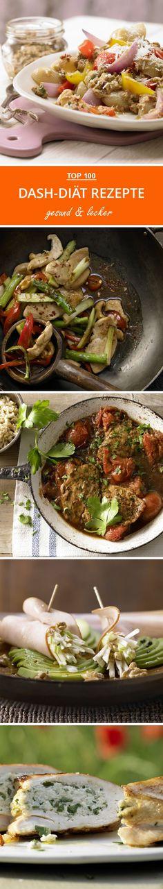Dash-Diät Rezepte | eatsmarter.de