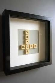 scrabble pictures framed - Google Search