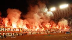 Croatian derby Zagreb v split croatia derbyday ultras Hnk Hajduk Split, Split Croatia, Derby Day, National Championship, Instagram Images, Instagram Posts, Dolores Park, Concert, Travel