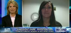 GET A GUN: 'Knockout Game' Victim Speaks Out   Clash Daily