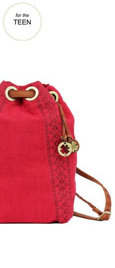 Gifts for Teens | Lucky Brand® Grendada Drawstring Backpack