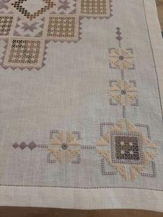 Hardanger Embroidery, Needlework, Bohemian Rug, Van, Decor, Tablecloths, Strands, Tutorials, Dots