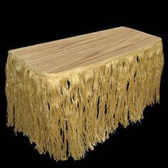 Grass Table Skirt | Windy City Novelties