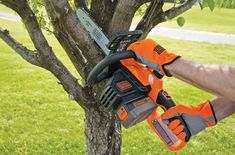 Chainsaw Reviews, Top Handle Chainsaw, Best Chainsaw, Battery Powered Chainsaw, Chainsaws For Sale, Cordless Chainsaw, Electric Chainsaw, Orange Sorbet