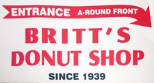 Britt's Donuts Official Fan Club - Welcome