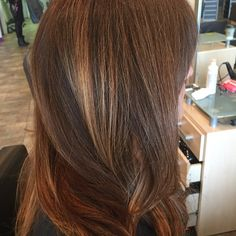 A soft balayged ombre by Ida. Warm golden blonde on a light brown base. Organic Colour Systems, Toronto, Golden Blonde, Great Lengths, Ombre Hair Color, Base, Long Hair Styles, Brown, Instagram Posts