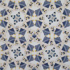 Flossie Teacakes: Eight Dials English Paper Piecing PDF Pattern Hexagon Pattern, Honeycomb Pattern, Paper Piecing Patterns, Quilt Patterns, Quilting Ideas, Sewing Patterns, Millefiori Quilts, Batik Quilts, Little Stitch