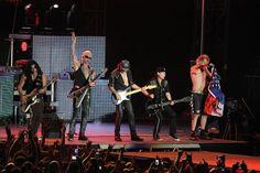 Scorpions : Interview.