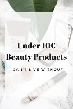 5 Under Beauty Products I Swear By Beauty Blogs, Beauty Products, Beauty Hacks, Money Saving Tips, Budgeting, Have Fun, Skincare, Lifestyle, Coffee
