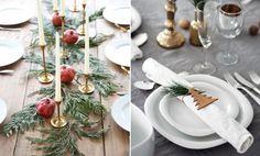 Vare sig du ska anordna en glöggkväll eller en julfest så har vi samlat all Christmas Interiors, Winter Is Coming, Christmas Inspiration, Yule, Christmas Diy, Table Settings, Table Decorations, Home Decor, Advent