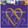 """Simple Minds.  One of my favorite """"greatest hits"""" albums."""
