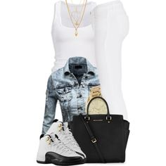 472009247c1 20 Best legend blue outfit images | Jordan outfits, Swag outfit ...