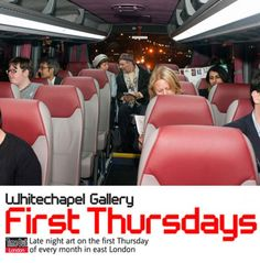 Guide to First Thursdays in east London - BrokeInLondon