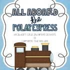 Get your students on board the Polar Express with 30 pages of Graphic Organizers, Vocabulary/Word Wall, ABC Order, and Writers' Workshop activities...