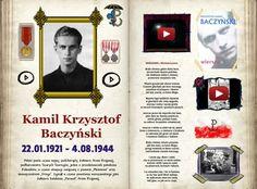 Krzysztof Kamil Baczyński (22.01.1921 - 04.08.1944)