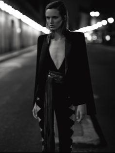 Daria Strokous by Nathaniel Goldberg for Numéro #166 - Alexandre Vautheier Fall 2015 Haute Couture