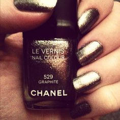 Nothing like a bit of Chanel :) #chanel #nailvarnish