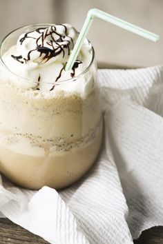 Coffee milkshake. Need I say more?!