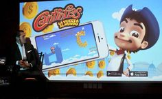 Cantinflas entra al mundo digital