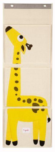 3 Sprouts - Vide poche - Vide poche mural girafe 3 Sprouts http://www.amazon.fr/dp/B00GNNYLB2/ref=cm_sw_r_pi_dp_xlOxub0AZ0A44