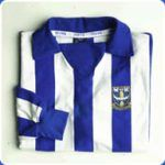 During that memorable meeting at The Adelphi, back in 1867, the playing colours of blue and white were selected for Sheffield Wednesday – a colour scheme which has remained inextricably linked with the club to this day