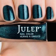 kristen-deep-sea-teal-with-silver-microshimmer-nail-polish-swatch