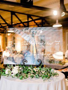 28 Best Ideas For Creative Seating Chart Wedding Signs Romantic Wedding Receptions, Romantic Weddings, Simple Weddings, Wedding Events, Glamorous Wedding, Amazing Weddings, Party Events, Elegant Wedding, Rustic Wedding