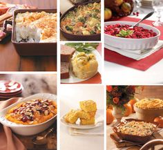 IMAGES THANKSGIVING SIDES RECIPES | Thanksgiving Side Dishes