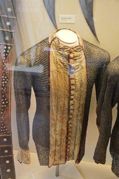 Zirh (camicia di maglia), Turchia XVI sec. Ottoman mail shirt, 16th century, Museo Nazionale del Bargello (Firenze).