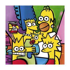 Simpsons By Kiki