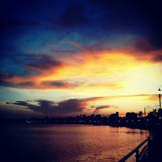 My Favorite Sunset!!!! :)