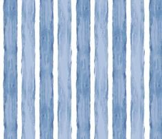 Blue and White Watercolor Stripe fabric by debhrabik on Spoonflower - custom fabric White Aesthetic, Aesthetic Art, Aesthetic Backgrounds, Aesthetic Wallpapers, Stripped Wallpaper, Instagram Background, Cute Cartoon Wallpapers, Photo Wall Collage, Watercolor Pattern